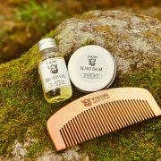 beard oil razor wipe balm viking porn scissors man men grooming